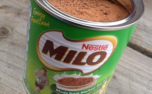 Bagus ke Minum Milo? Orang kata Banyak Gula