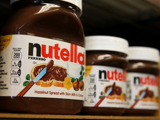 Benarkah Nutella Menyebabkan Kanser?