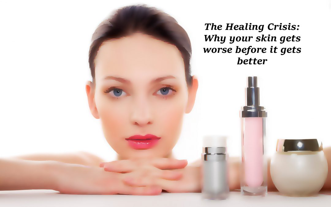Betul ke wujud 'Healing Crisis' dalam pengambilan produk kesihatan??
