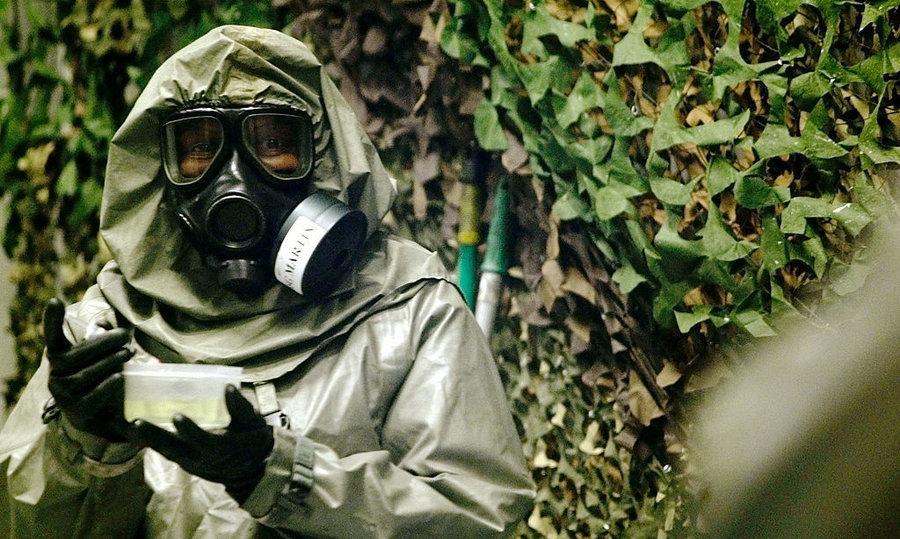 Racun VX yang membunuh Kim Jong-Nam