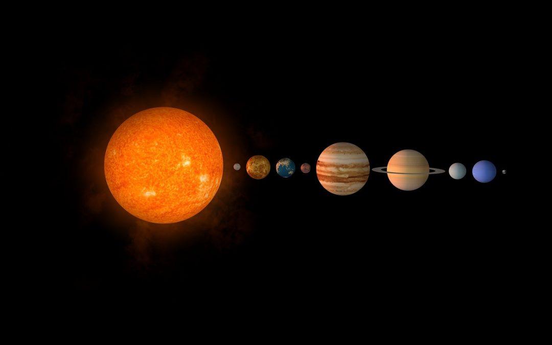 Sistem Suria. Adakah bumi sebagai pusat cakerawala ataupun mengelilingi matahari? (Bahagian 1)