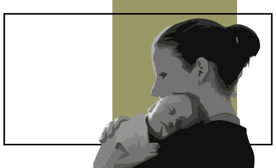 Ibu Borek, Anak Rintik