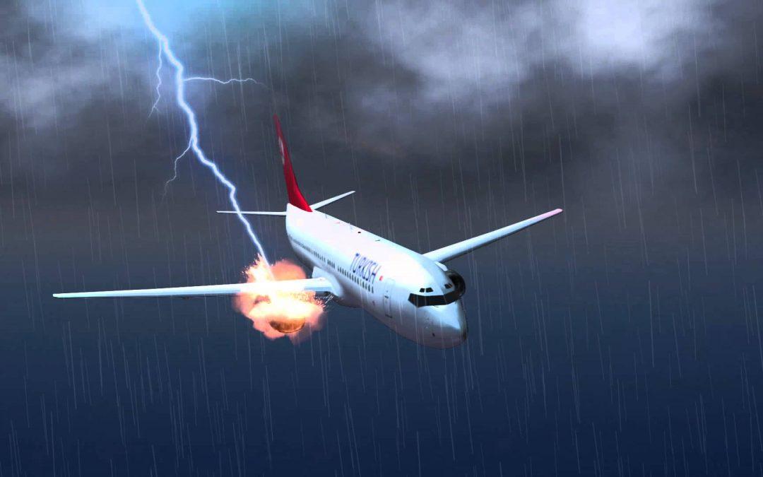 Siri Asas Kapal Terbang 3: Kapal Terbang Ni Tak Kena Kilat Ke?
