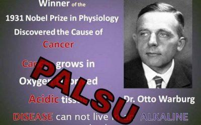 Air Alkali dapat menyembuhkan kanser. Betul ke?