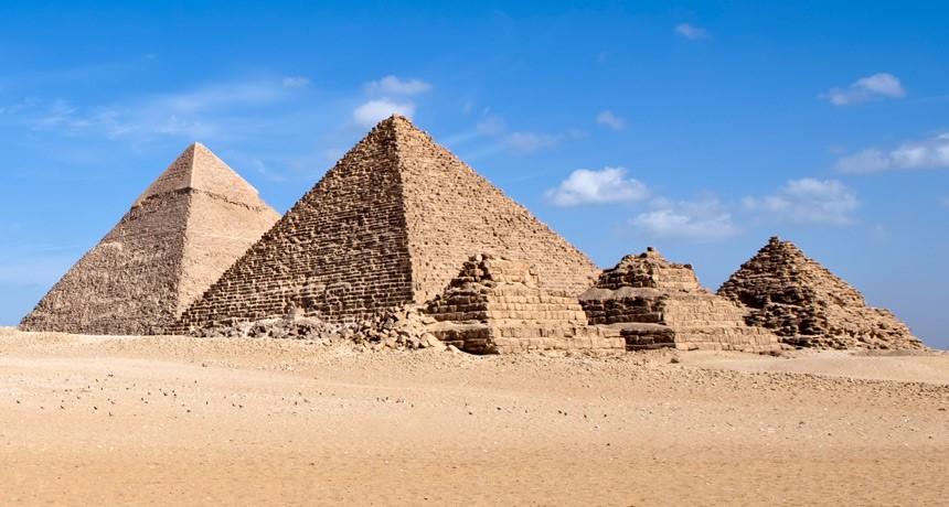 Teorem Pythagoras dalam pembinaan piramid zaman Mesir Kuno