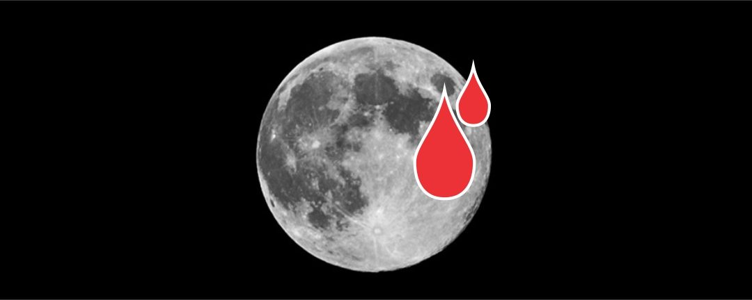 "Fenomena Gerhana Bulan Penuh ""Super Blue Blood Moon"""