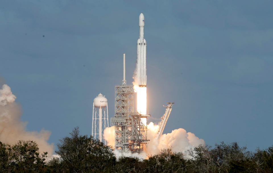 Pengenalan Sains Roket