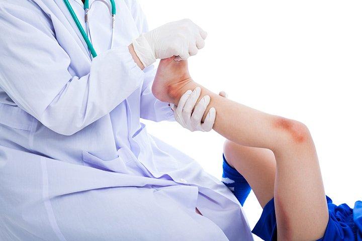 Anak anda selalu mengadu sakit kaki pada waktu malam?