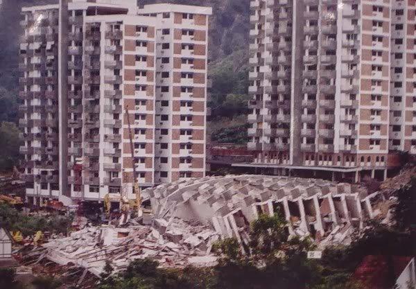 Geohazard – Bahaya di sekeliling kita