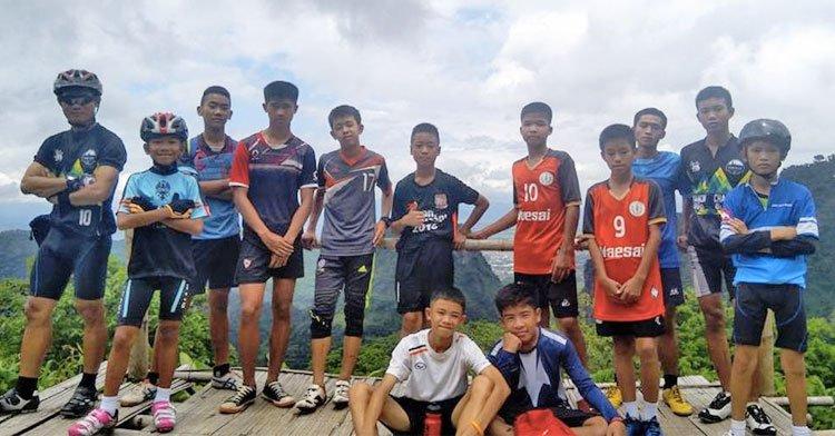 Remaja yang diselamatkan dari Gua, Thailand mungkin masih lagi dalam keadaan berbahaya