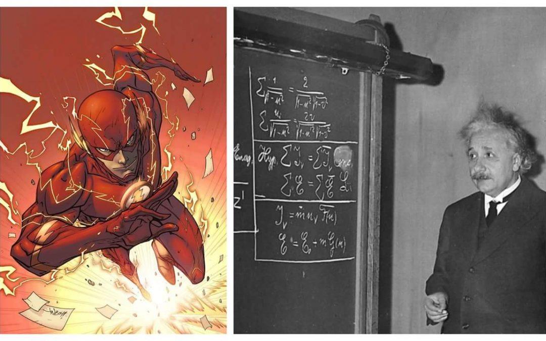 Mengapa The Flash dapat merentasi masa?