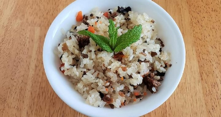 diet nasi