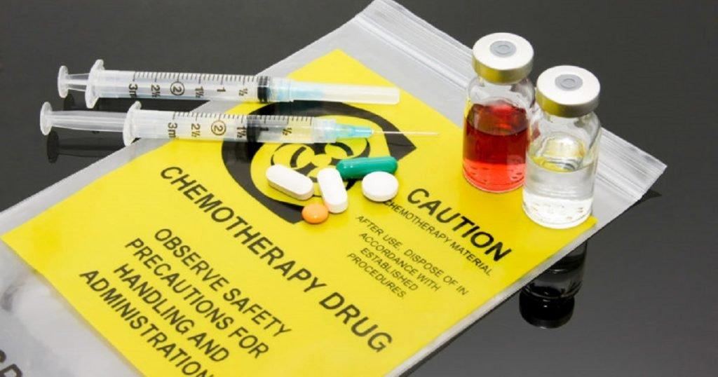 ubat kemoterapi