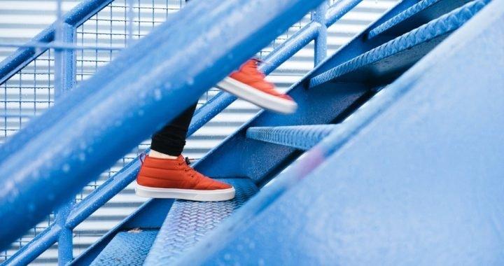 berita baik bagi mereka yang naik tangga