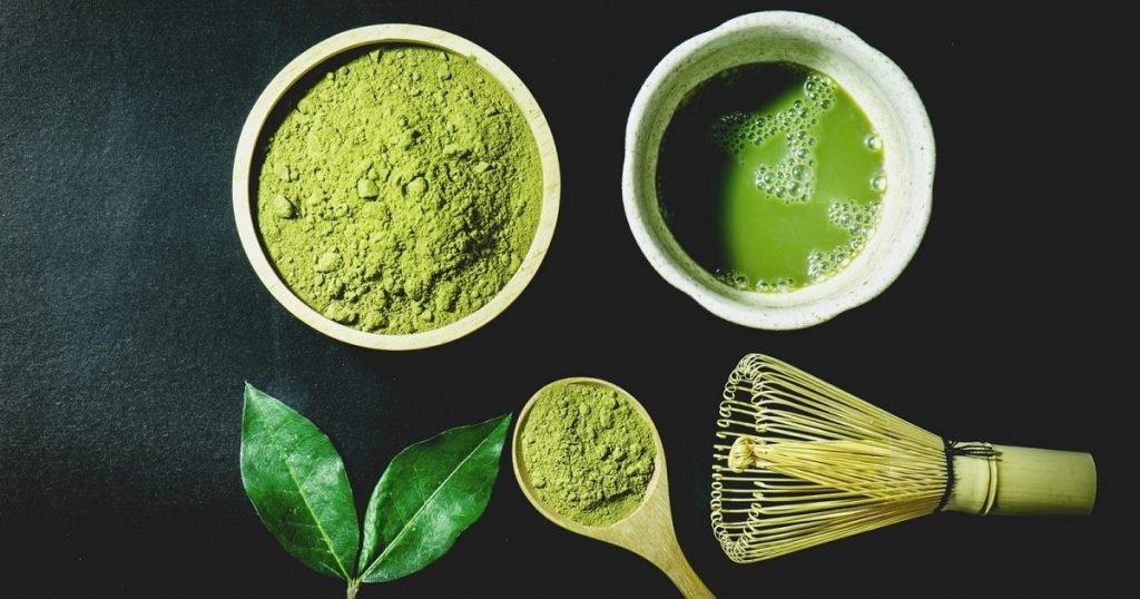 perbezaan antara green tea dan matcha