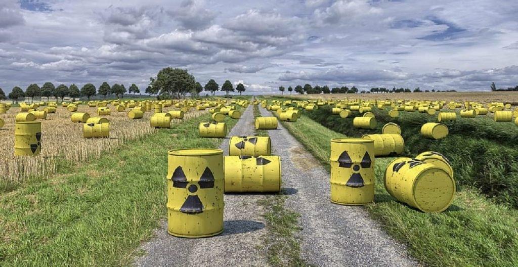 radiasi di dalam kehidupan manusia
