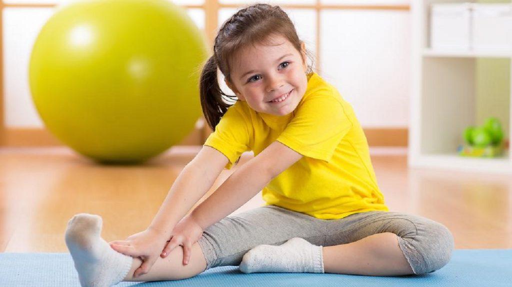 aktiviti fizikal bersama anak anda