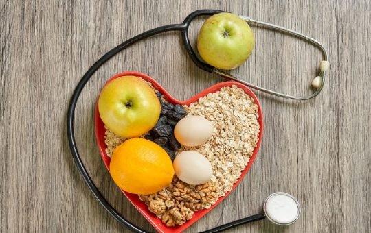 makanan untuk penyakit jantung