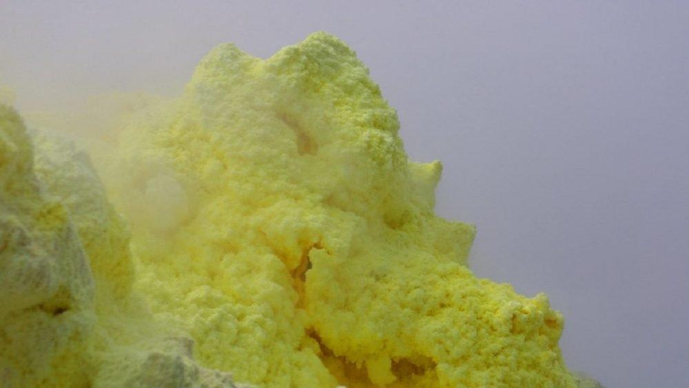 unsur sulfur