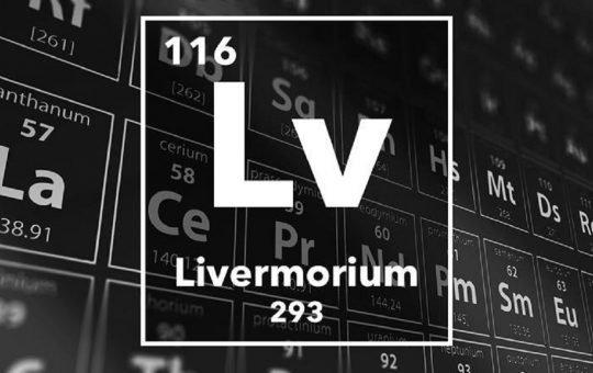sifat livermorium