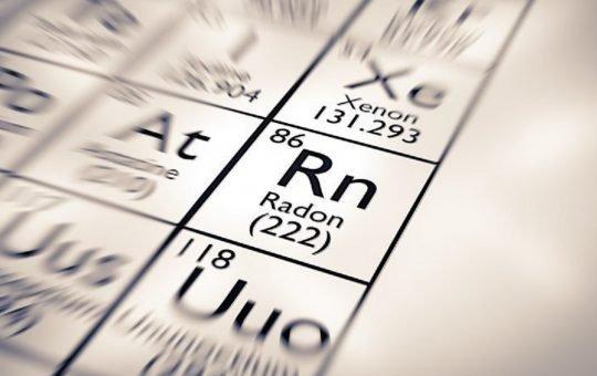 sifat radon