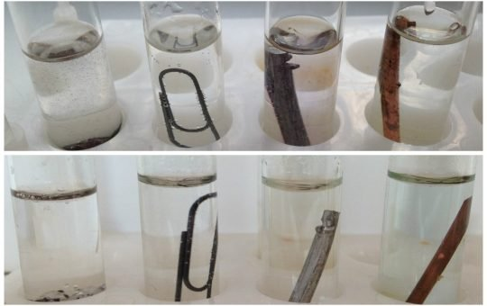 tindak balas asid kepada logam