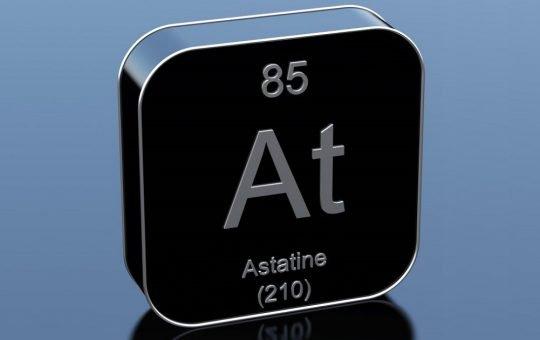 unsur astatin