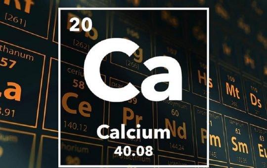 unsur kalsium