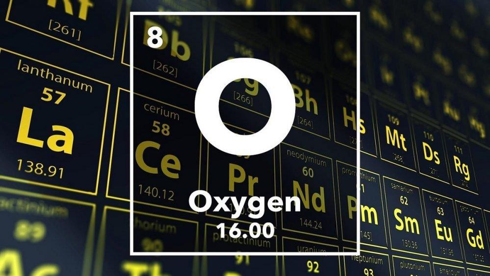 unsur oksigen