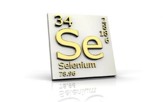 unsur selenium