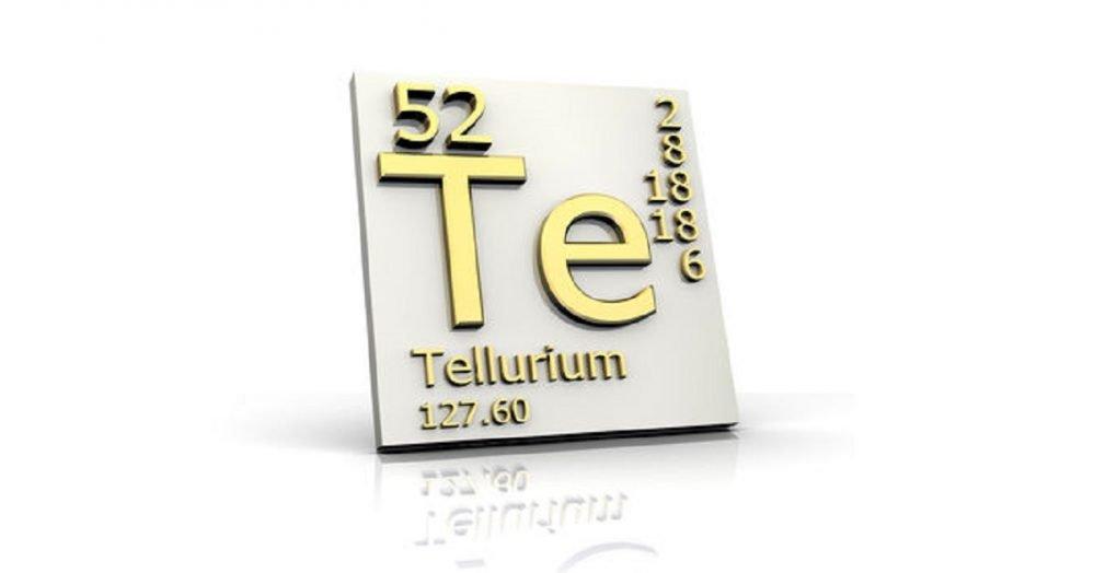 unsur tellurium